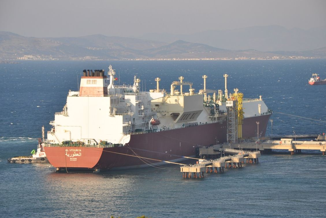 RasGas Delivers First Q-Flex Cargo to Barcelona, Spain