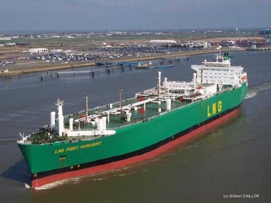 Nigerian LNG Cargo to Arrive in Roterdam Today