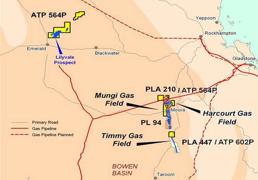 PetroChina Australia Buys Qld CSG Assets from Molopo