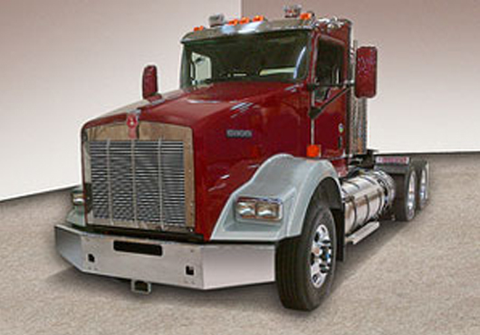 Kenworth Expands Its Dual LNG Tank Line