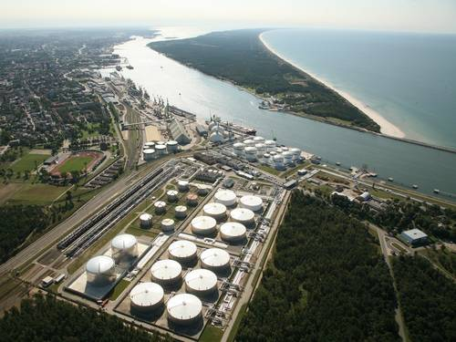 Klaipedos Nafta: 16 Companies Show Interest in LNG Supply Tender, Lithuania